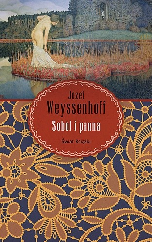 Okładka książki Soból i panna
