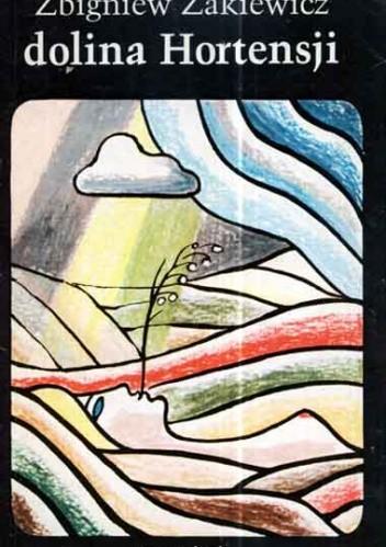 Okładka książki Dolina Hortensji