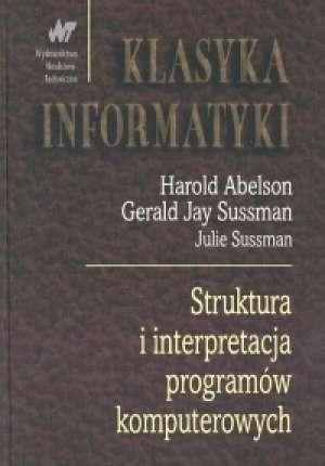 Okładka książki Struktura i interpretacja programów komputerowych