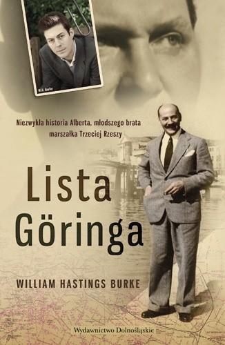 Okładka książki Lista Göringa
