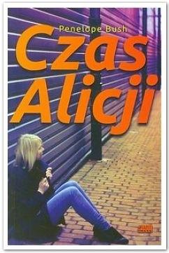 Okładka książki Czas Alicji