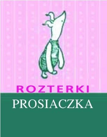 Okładka książki Rozterki Prosiaczka