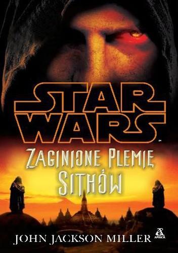 Okładka książki Zaginione plemię Sithów