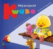 Okładka książki Mój przyjaciel Kwako