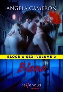 Okładka książki Blane