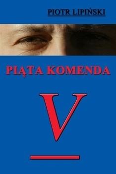 Okładka książki Piąta Komenda