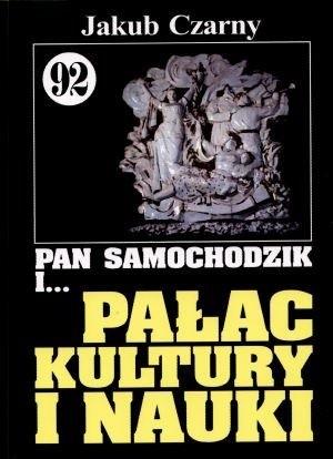 Okładka książki Pan Samochodzik i Pałac Kultury i Nauki