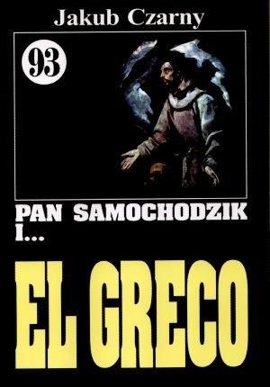 Okładka książki Pan Samochodzik i El Greco