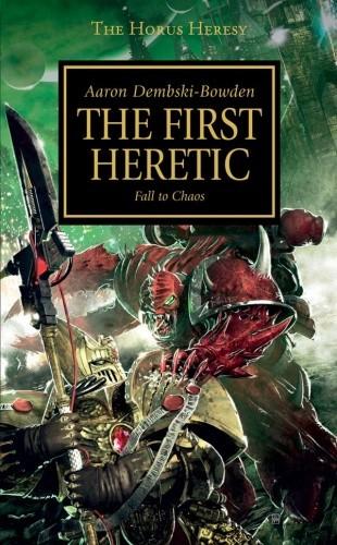 Okładka książki The First Heretic