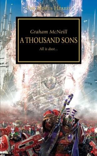Okładka książki A Thousand Sons