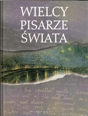 Okładka książki Wielcy pisarze świata
