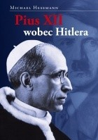 Okładka książki Pius XII wobec Hitlera