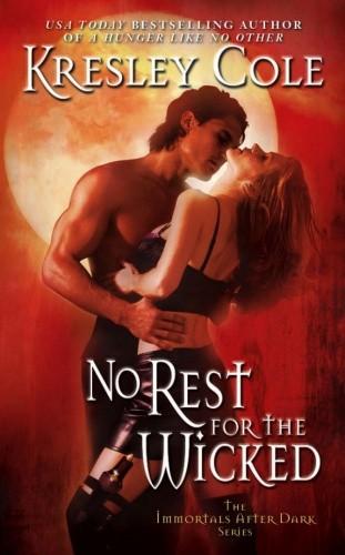 Okładka książki No Rest For The Wicked