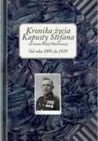 Kronika życia Kapusty Stefana sierżanta Policji Państwowej