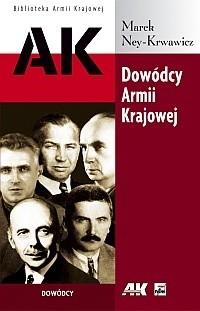 Okładka książki Dowódcy Armii Krajowej