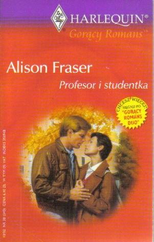 Okładka książki Profesor i studentka