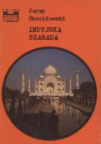 Okładka książki Indyjska szarada