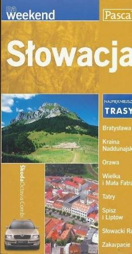 Okładka książki Słowacja na weekend