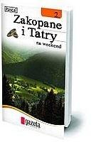 Okładka książki Zakopane i Tatry na weekend. T. 2
