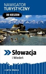 Okładka książki Słowacja i Wiedeń. Nawigator turystyczny