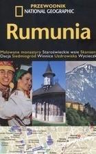 Okładka książki Rumunia. Przewodnik National Geographic