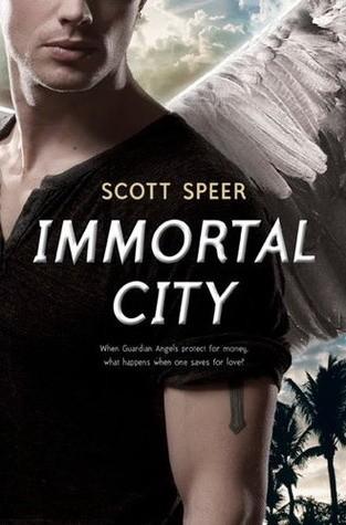 Okładka książki Miasto nieśmiertelnych