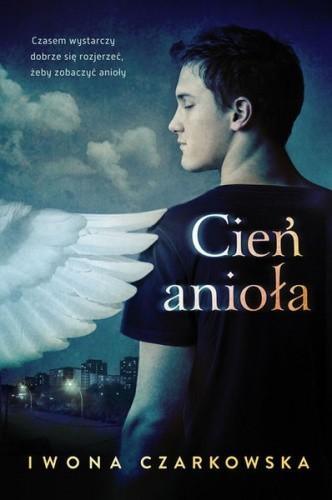 Okładka książki Cień anioła