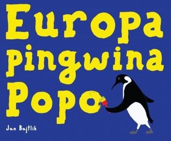 Okładka książki Europa Pingwina Popo