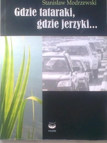 Okładka książki Gdzie tataraki, gdzie jerzyki