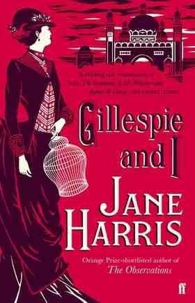 Okładka książki Gillespie and I
