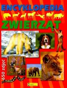 Okładka książki Encyklopedia zwierząt
