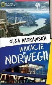 Okładka książki Wakacje w Norwegii