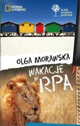 Okładka książki Wakacje w RPA