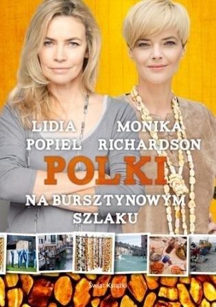 Okładka książki Polki na Bursztynowym Szlaku