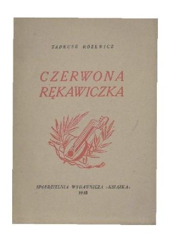Okładka książki Czerwona rękawiczka