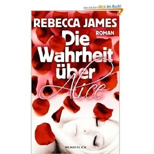 Okładka książki Die Wahrheit über Alice