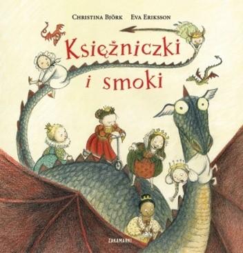 Okładka książki Księżniczki i smoki