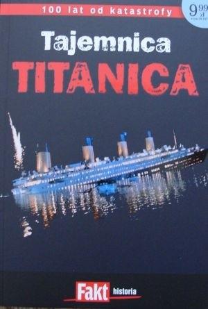Okładka książki Tajemnica Titanica
