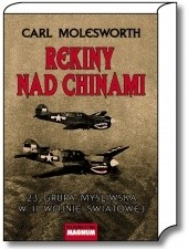 Okładka książki Rekiny nad Chinami