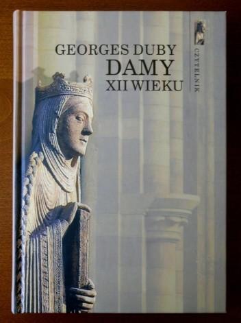 Okładka książki Damy XII wieku
