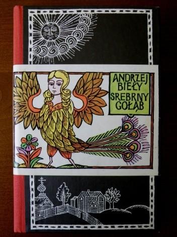 Okładka książki Srebrny gołąb. Opowieść w siedmiu rozdziałach