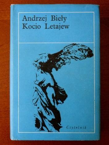 Okładka książki Kocio Letajew