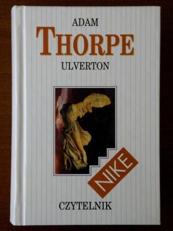 Okładka książki Ulverton