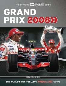 Okładka książki ITV Sport Guide Grand Prix