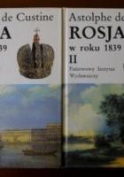 Rosja w roku 1839 (t. I-II)