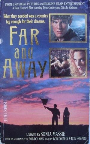 Okładka książki Far and Away