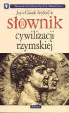 Okładka książki Słownik cywilizacji rzymskiej