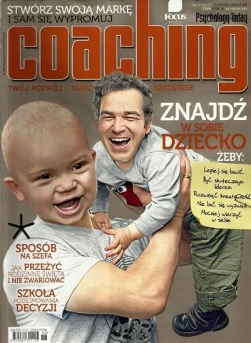 Okładka książki Coaching, nr 6 (9) / listopad-grudzień 2011