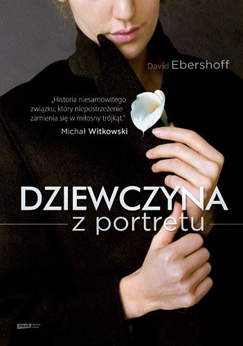 Okładka książki Dziewczyna z portretu
