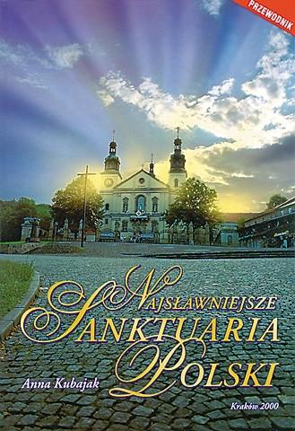 Okładka książki Najsławniejsze sanktuaria Polski